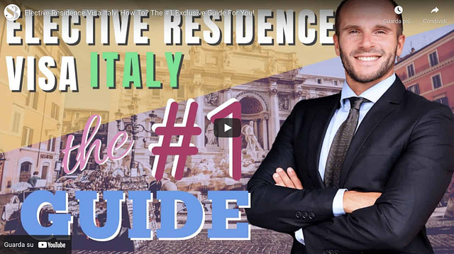 elective-residence-visa-italy-guide-video