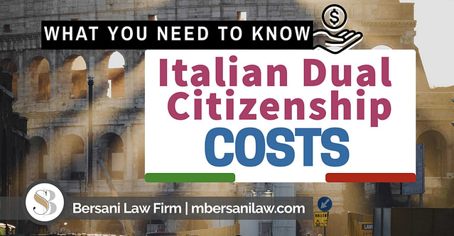 Italian-Dual-Citizenship-Cost-2021